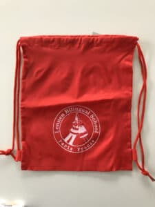 PE Bag Red